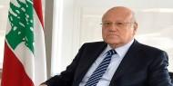 ميقاتي يعتذر من اللبنانيين عن اشتباكات بيروت اليوم
