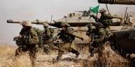 جيش الاحتلال يُنهي تدريبا عسكريا يحاكي اندلاع حرب في غزة