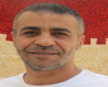 الأسير ناصر أبو حميد يجرى عملية إزالة ورم من الرئة اليسرى