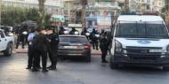 القوى الديمقراطية الخمس تنظم وقفة احتجاجية في رام الله