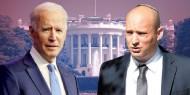 مؤسسات أمريكية تطالب بايدن بتبني المطالب الفلسطينية خلال لقائه بينيت