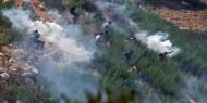 اندلاع مواجهات مع الاحتلال في بلدة الخضر جنوب بيت لحم