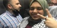 أنهار الديك تتنفس عبق الحرية بعد اعتقالها