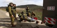الاحتلال يزعم إصابة مجندة بشظايا خلال مواجهات في غور الأردن