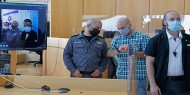 بالصور|| محكمة الاحتلال تمدد اعتقال الأسرى الـ4 10 أيام