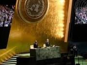 انطلاق الدورة 76 للجمعية العامة.. ومطالبات بتفعيل قرارات الشرعية تجاه فلسطين