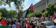 """""""اتحاد طلاب كاليفورنيا"""" يقر قانون يربط مساعدات واشنطن لإسرائيل باحترام حقوق الفلسطينيين"""