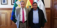 بوليفيا: مستمرون بدعم القضية الفلسطينية في جميع المحافل الدولية