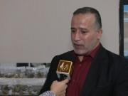 خاص بالفيديو والصور   صلاح الكحلوت.. مواطن غزي يحول منزله إلى معرض للأحجار الكريمة والصخور النادرة