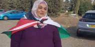 وصول الأسيرة المحررة نسرين أبو كميل إلى غزة عبر حاجز بيت حانون