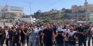 بالصور|| المئات يشاركون في تظاهرة ضد ازدياد جرائم القتل في الداخل المحتل